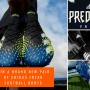 Win A Pair Of Brand New Adidas Football Boots